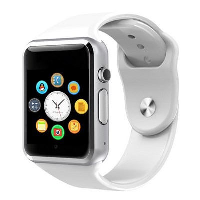 Смарт-часы Smart Watch A1 White - фото 11641