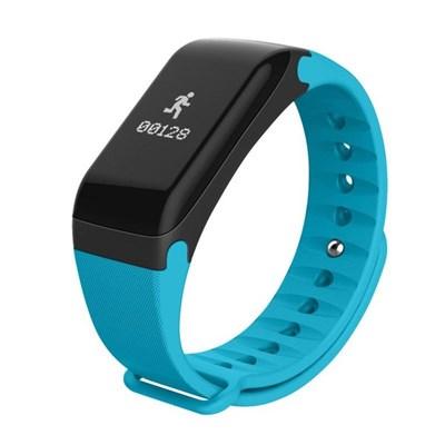Фитнес-браслет Smart Bracelet F1 Blue - фото 11691