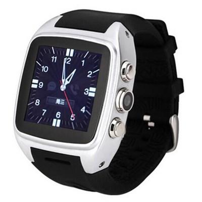 Смарт-часы Smart Watch X01 Silver - фото 11695