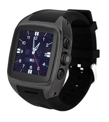 Смарт-часы Smart Watch X01 Black - фото 11696