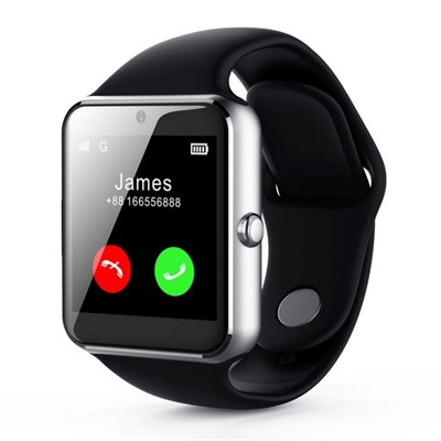 Смарт-часы Smart Watch Q7S Plus Silver - фото 11708