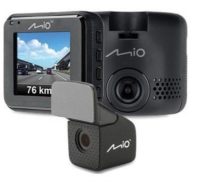 Видеорегистратор Mio Mivue C380D (2 камеры) - фото 11807