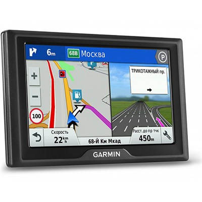 Навигатор Garmin Drive 51 RUS LMT - фото 11998