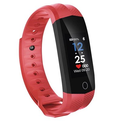 Фитнес-браслет Smart Bracelet CD2 Red - фото 12101