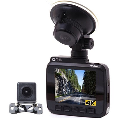 Видеорегистратор Vizant 220 4К с GPS - фото 12209