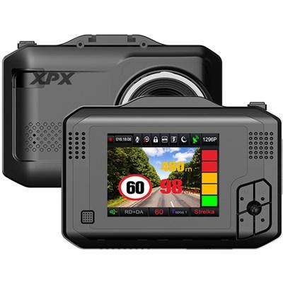 Видеорегистратор XPX G575 STR - фото 12388