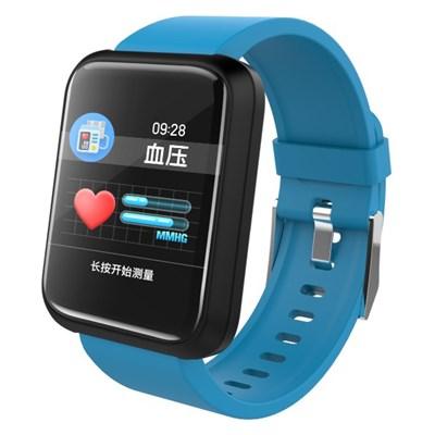 Фитнес-браслет Smart Bracelet T3 Blue - фото 12411