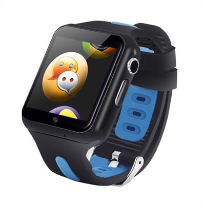 Умные часы Smart Watch Care Escort 2 V5W Blue - фото 12429