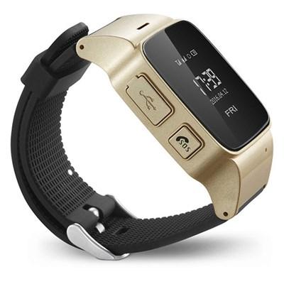 Умные часы Smart Kid Watch D99 Gold - фото 12514