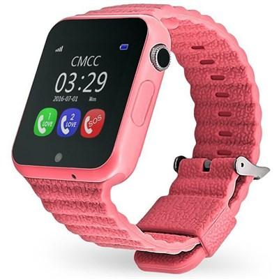 Умные часы Smart Kid Watch V7K GPS+ Pink - фото 12525