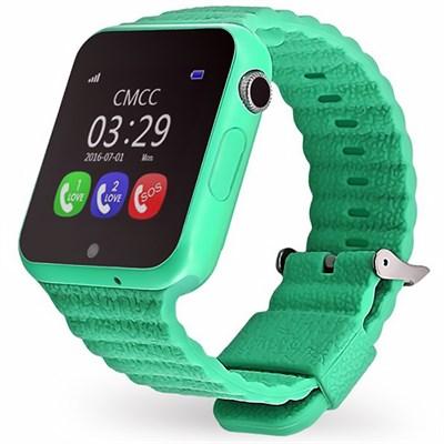Умные часы Smart Kid Watch V7K GPS+ Green - фото 12526