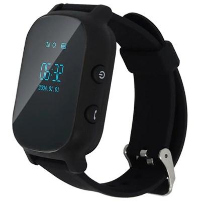 Умные часы Smart Kid Watch T58 Black - фото 12554