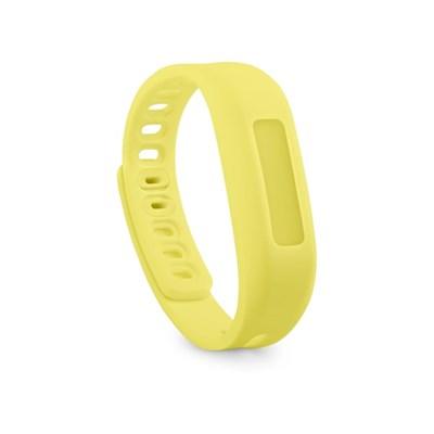 Ремешок для ONETRAK 24 см желтый с застежкой - фото 12760