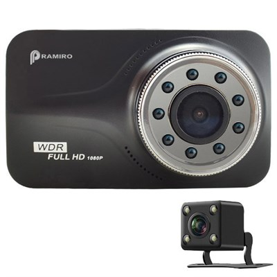 Видеорегистратор BlackBOX DVR T639 FullHD 1080P Dual Lens - фото 12770