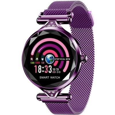 Фитнес-браслет Smart Bracelet H1 Purple - фото 12938