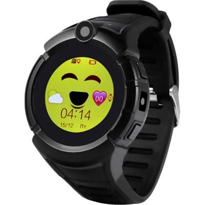 Умные часы Smart Kid Watch Q360 Black - фото 12987