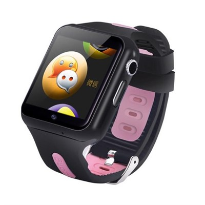 Умные часы Smart Watch Care Escort 2 V5W Pink - фото 13071