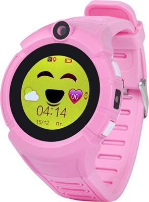 Умные часы Smart Kid Watch Happy Q530 Pink - фото 13085