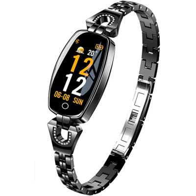 Фитнес-браслет Smart Bracelet H8 Black - фото 13103