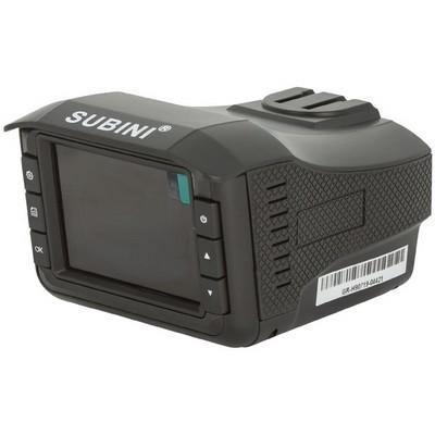 Видеорегистратор Subini GRD-H9 PLUS - фото 13683