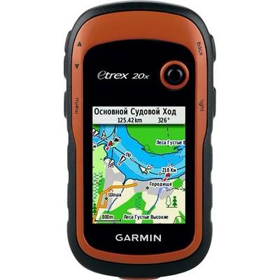 Навигатор Garmin eTrex 20X - фото 13770