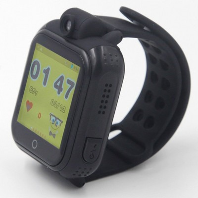Умные часы Smart Kid Watch Q730 Black 3G - фото 14419