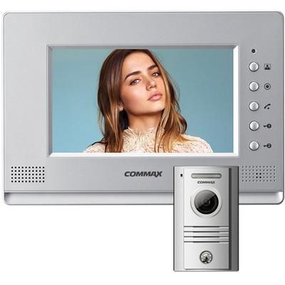 Домофон COMMAX CDV-70AR3/DRC-40KR2 - фото 14570