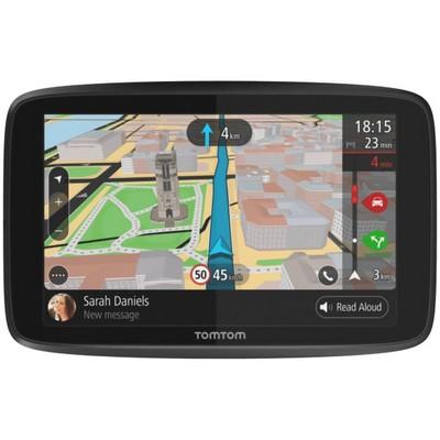 Навигатор TomTom GO 6200 World - фото 14573