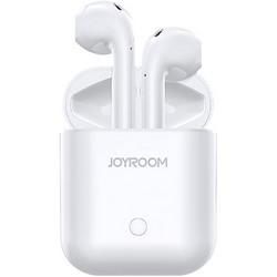 Беспроводные наушники JoyRoom JR-T03 White