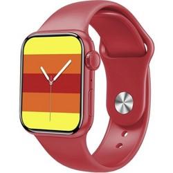 Умные часы SmartWatch M16 PLUS, Red