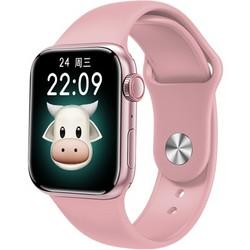 Умные часы SmartWatch M16 PLUS, Pink