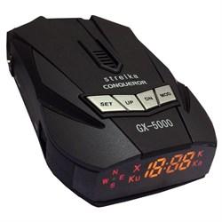 Радар-детектор Conqueror GX-5000 (с GPS)