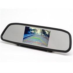 "Зеркало заднего вида с монитором 4,3"" для камеры з/х"