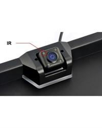 рамка для номера с камерой з/в и подсветкой камеры