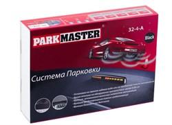 Парковочный радар Parkmaster 32-4-A Black