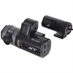 Видеорегистратор ACV GQ914 Lite (3 камеры)