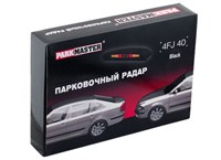 Парковочный радар ParkMaster 4FJ40 Black