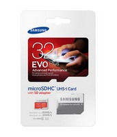 MicroSD 32GB Samsung Class10 Ultra UHS-I 48Mb/s