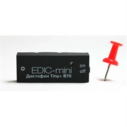 Диктофон Edic-mini TINY+ B70-150HQ