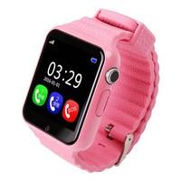 Умные часы Smart Kid Watch V7K GPS+ Pink