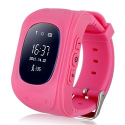 Умные часы Smart Kid Watch Q50 Pink