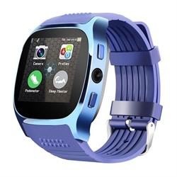 Умные часы Smart Watch T8 Blue