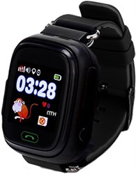 Умные часы Smart Kid Watch Q90 Black