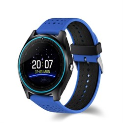 Умные часы Smart Watch Life V9 Blue
