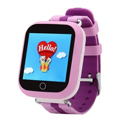 Умные часы Smart Kid Watch Q100 Pink