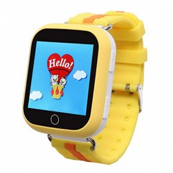 Умные часы Smart Kid Watch Q100 Yellow