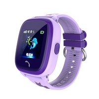 Умные часы Smart Kid Watch DF25G GPS+ Purple
