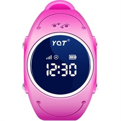 Умные часы Smart Kid Watch Q520S Pink