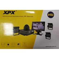 XPX система видеофиксаций для грузовиков