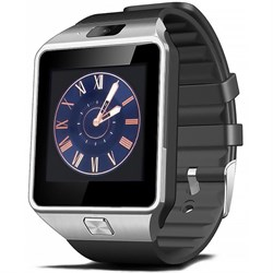 Смарт-часы Smart Watch DZ09 Black